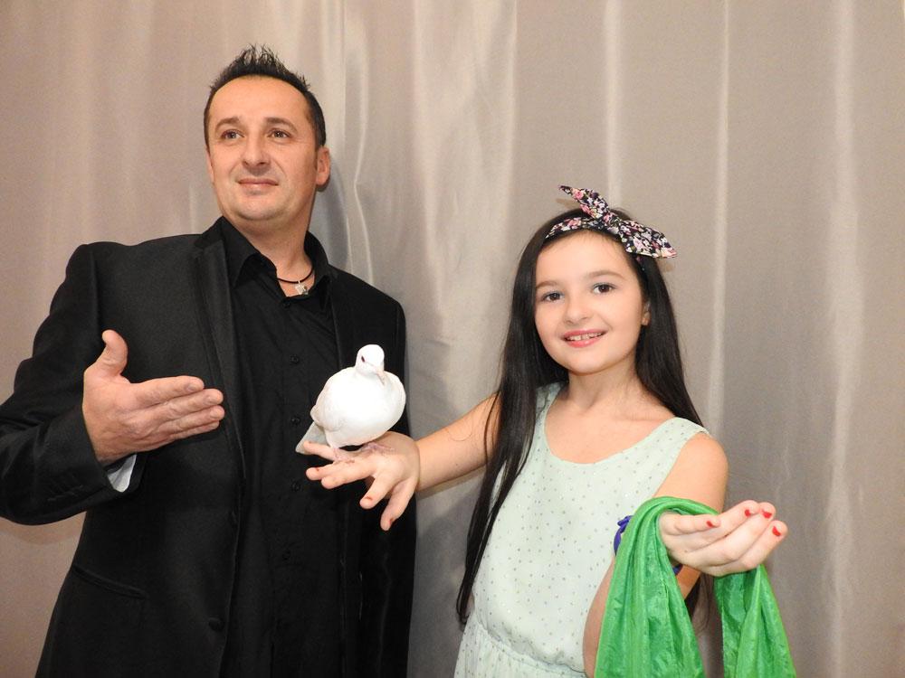 Tony Herman - Magicien illusionniste La Rochelle
