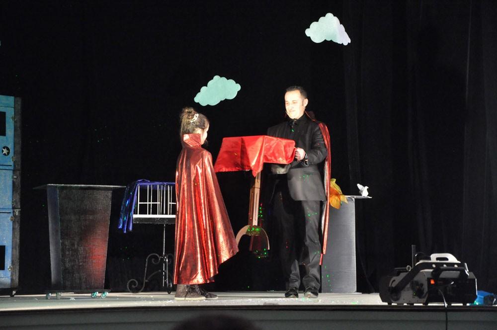 Tony Herman - Magicien illusionniste La Rochellev