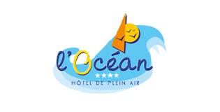 L'océan - Hôtel de plein-air 4 étoiles